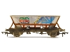 BR Railfreight HAA MGR Red Frame Wagon Graffiti (R6706)  £21.49 Added to website on 20/12/2014 23:37:21